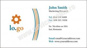 carti de vizita business