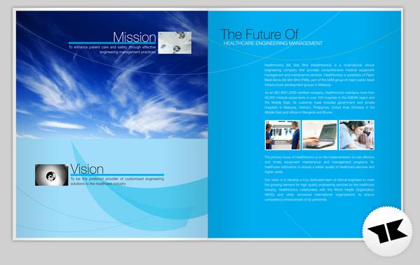 brosura vision