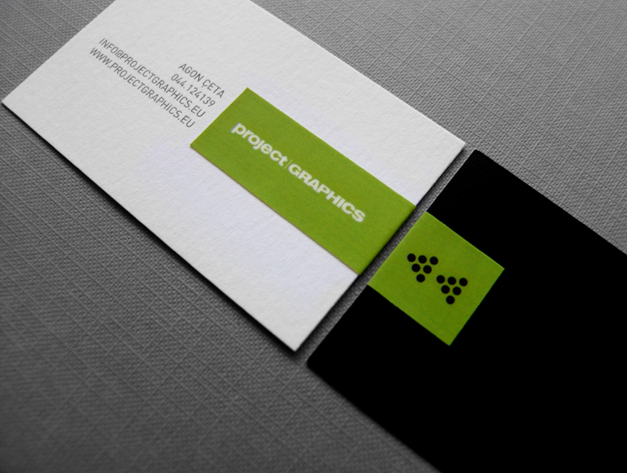 carti de vizita minimaliste