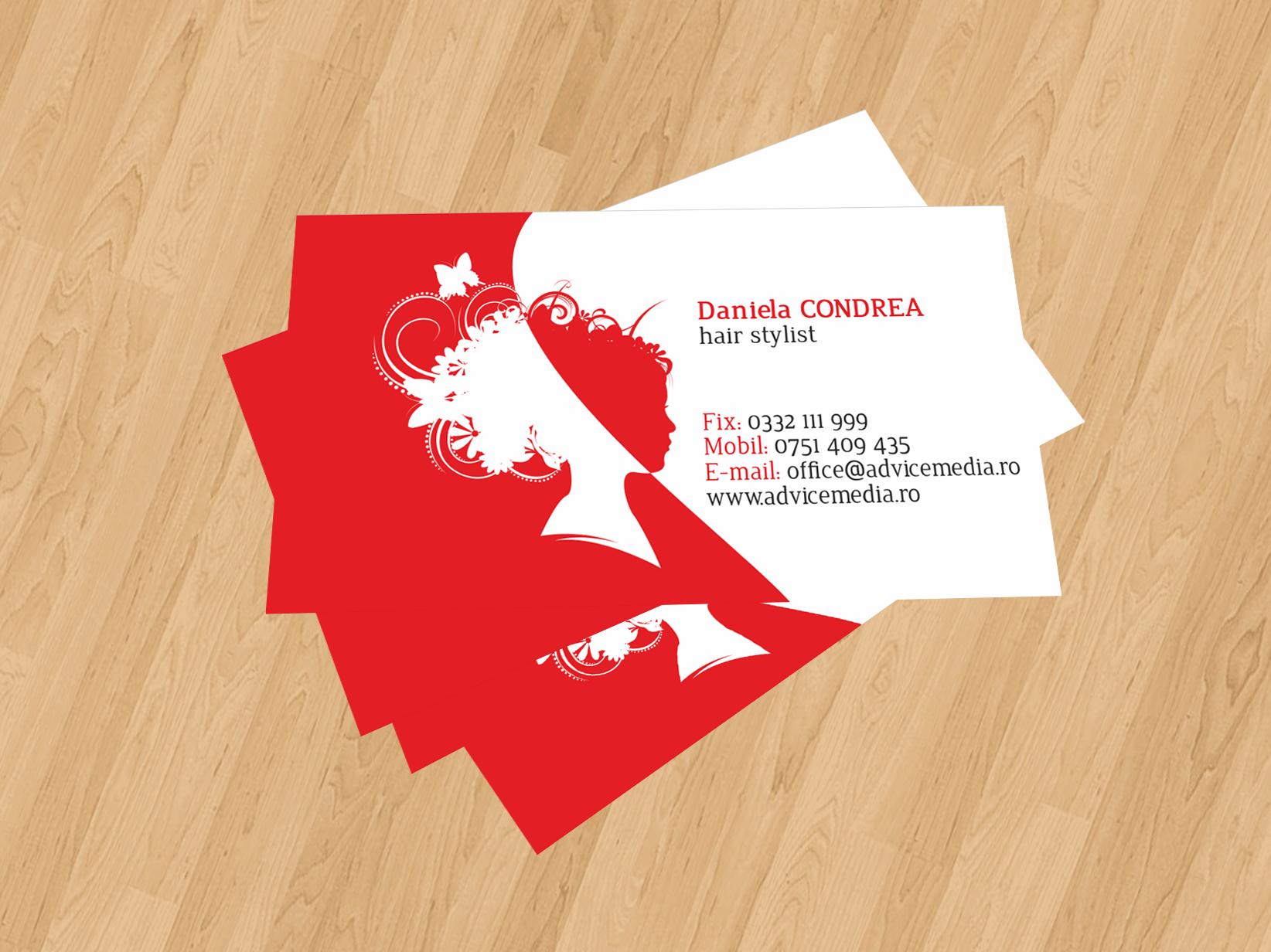 carti de vizita COS 009